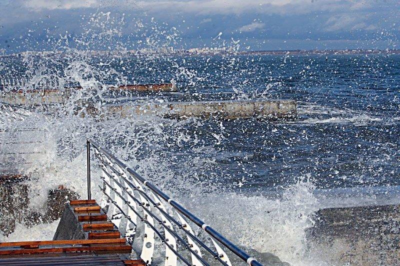 Погода. Завтра в Одессе будет сильный ветер