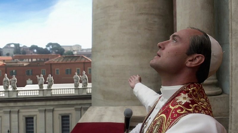 На ТВ покажут скандальный сериал о Папе Римском