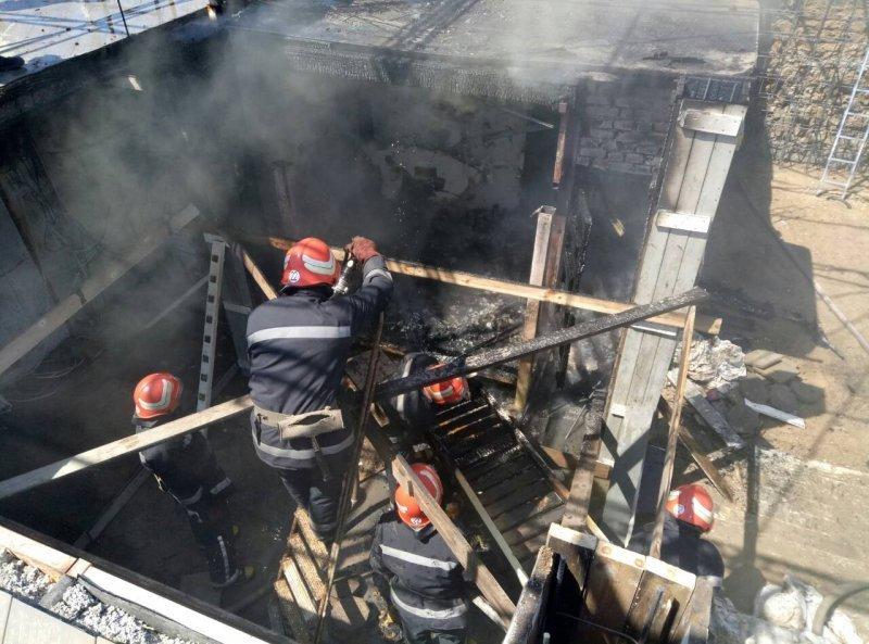 Пожары в ресторанах перекинулись на Черноморск