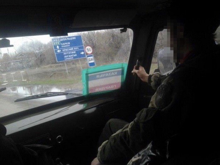 Боевика ЛНР взяли под Аккерманом (ФОТО)