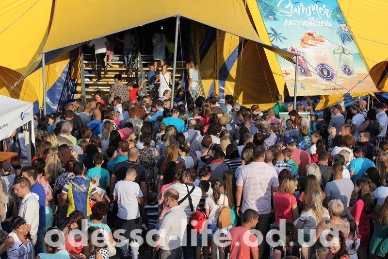 «Золотой трюк Кобзова»: чем удивят зрителя участники фестиваля (ФОТО)