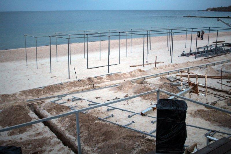 Пляжные войны: на линии фронта — Ланжерон и Отрада