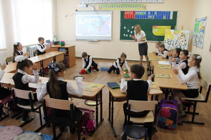 Чему учат первоклашек в Балте или как на практике работает система образования
