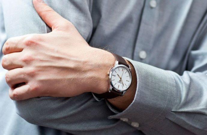 Почувствуйте себя уверенно с оригинальными часами