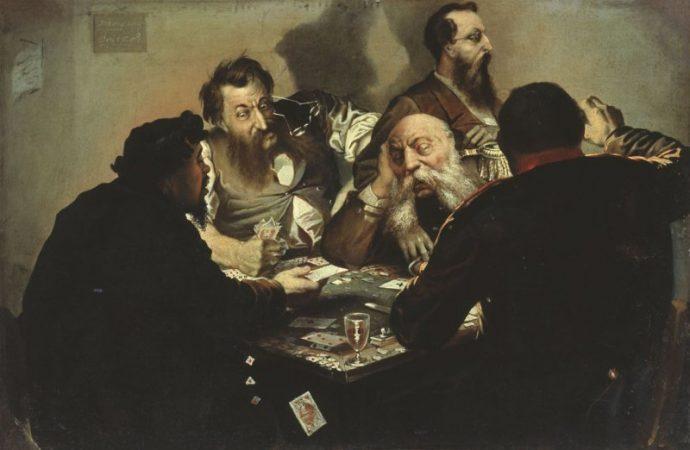 Одесское казино: «благородные разбойники»,  меченые карты и честный полицмейстер
