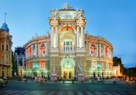 Откуда Гомер в Одессе и что хранит музей Оперного?