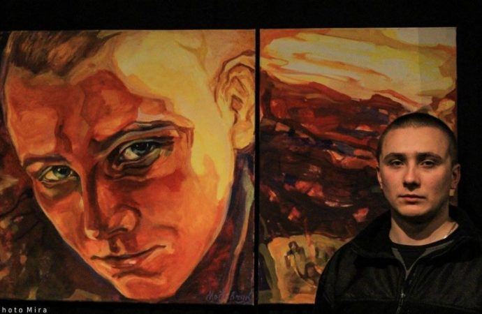 Вспышка справа: Сергей Стерненко