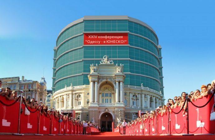 Бредостроительство: торгово-развлекательный центр имени Ё. Ибалета, или Как «прикололись» одесские архитекторы