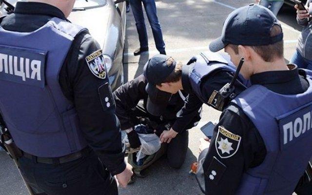 В центре города задержали мужчину, в сумке которого была «граната»
