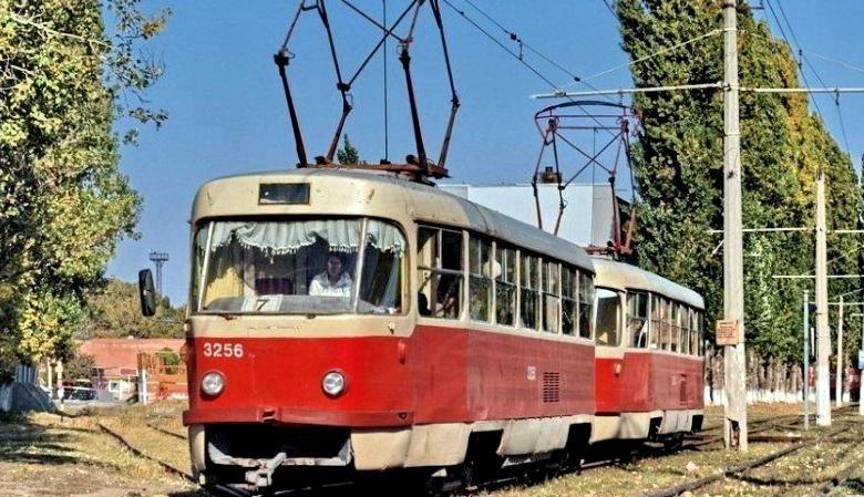 Трамвая можете не ждать