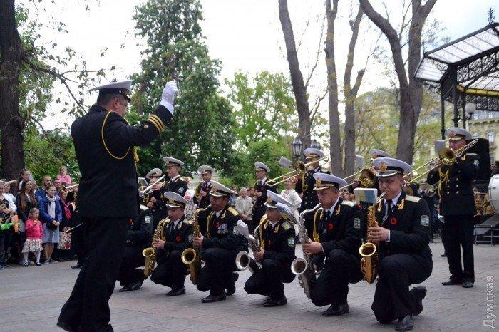 Главные события в Одессе 9 мая: возложение цветов, концерты и чествование ветеранов
