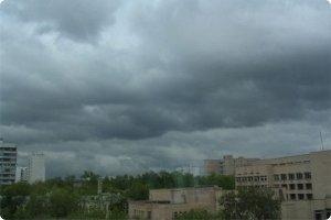 Погода в Одессе. Завтра возможен дождь