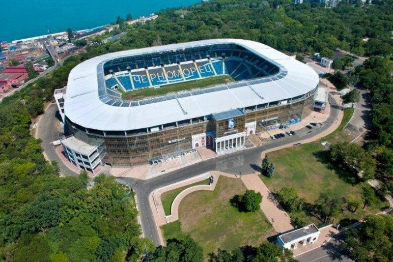 «Черноморец» оценили в миллиард гривен