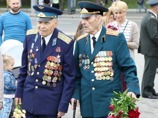День Победы в Одессе прошел относительно спокойно (ФОТО)