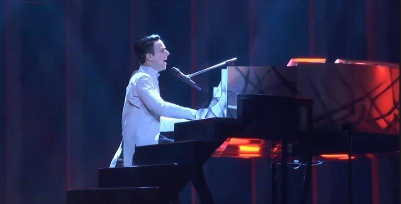 Одессит откроет финал Евровидения