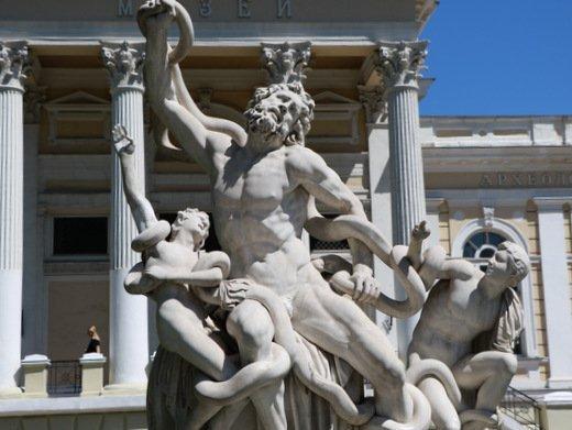 Скульптуре Лаокоон вернули недостающие части (ФОТО, ВИДЕО)