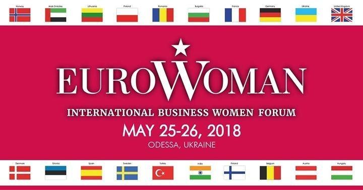 Деловые женщины со всего мира встретятся в Одессе