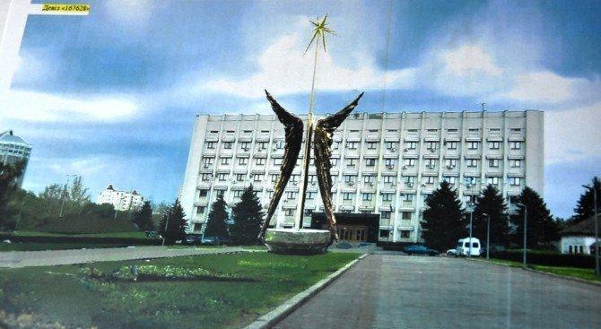 В Одессе началось общественное обсуждение проектов памятника Героям Небесной сотни (ФОТО)