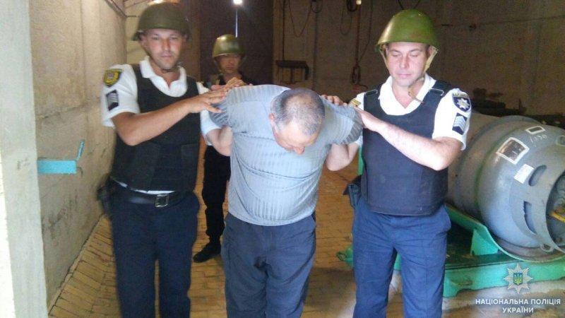 Водоочистную станцию «Днестр» освободили от вооруженных преступников (ФОТО)