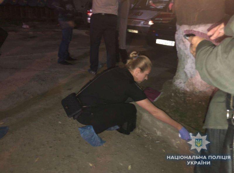 Покушение на жизнь Стерненко: один из нападавших скончался на месте происшествия, второй – задержан (ВИДЕО)