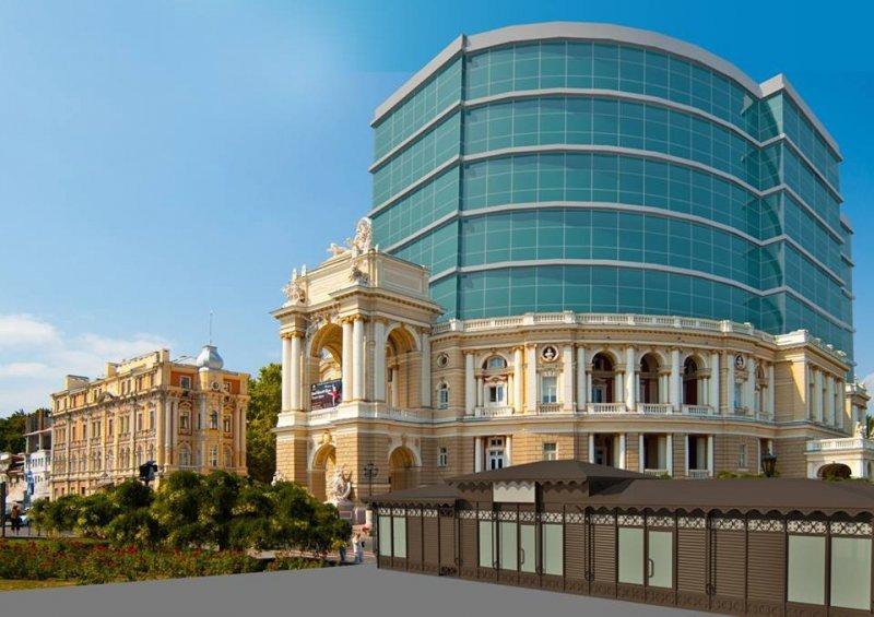 Одесский историк и краевед предлагает снести Оперный театр