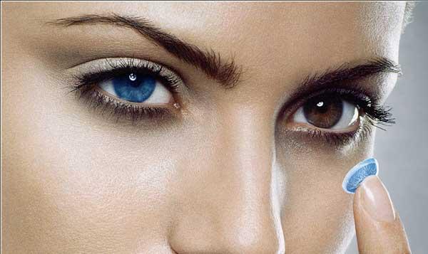 Основные секреты выбора контактных линз