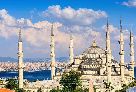 Одна Турция – четыре моря