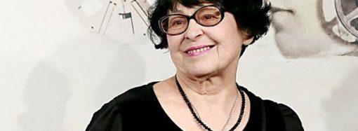 Вечер памяти Киры Муратовой проведут в Одесской киностудии и в Зеленом театре