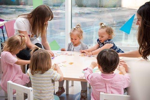 Английский детский садик: причины выбрать для ребенка такое учреждение