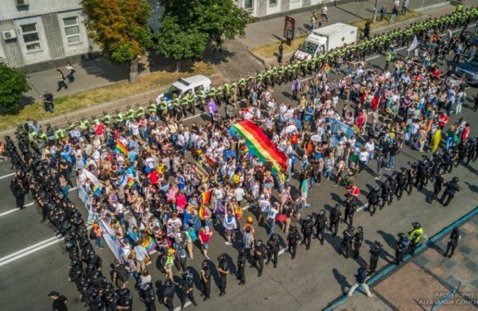 Неделя, посвящённая ЛГБТ. Мнения
