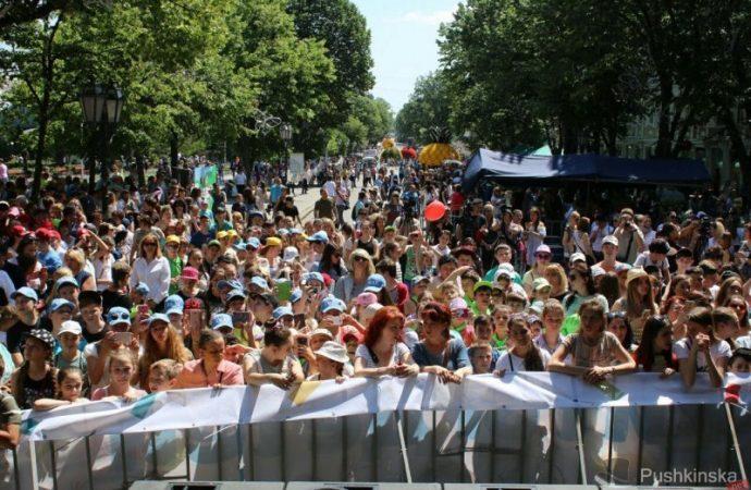 День защиты детей: бесплатные мероприятия в Одессе 1 июня