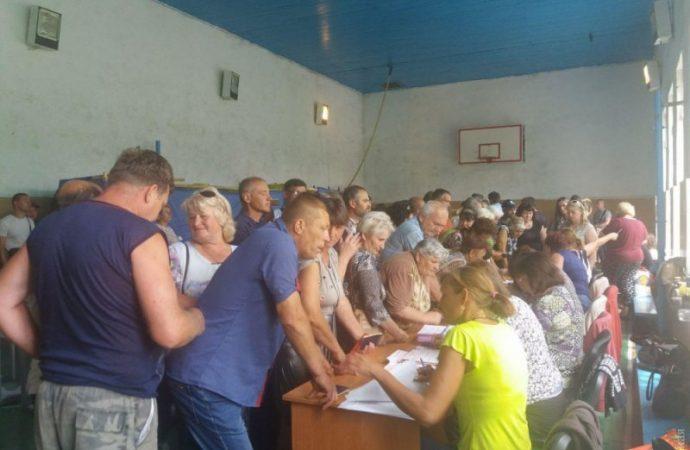 Цебриково бунтует: хроника выборов поселкового головы