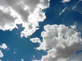 Погода. В Одессе будет облачно и без осадков