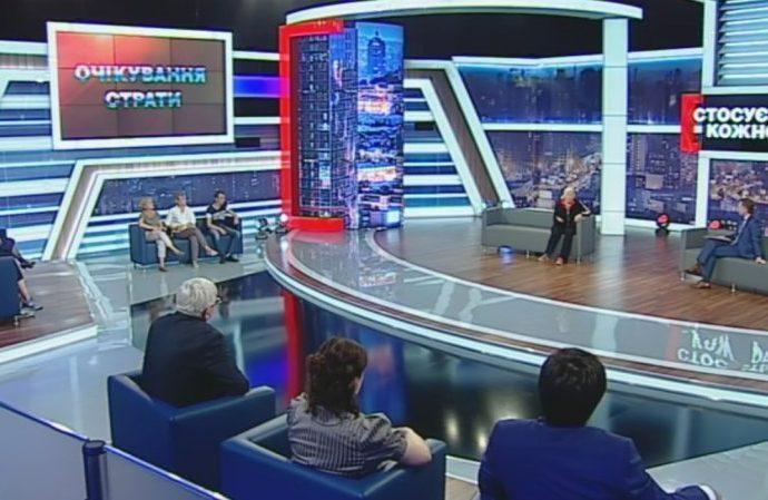 О спасении одесского моряка от смертной казни в Иране на ток-шоу «Касается каждого»