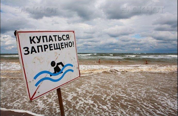 Несколько пляжей в Белгород-Днестровском районе непригодны  для купания
