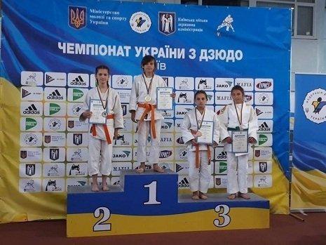 Одесситы стали чемпионами Украины по японскому боевому искусству