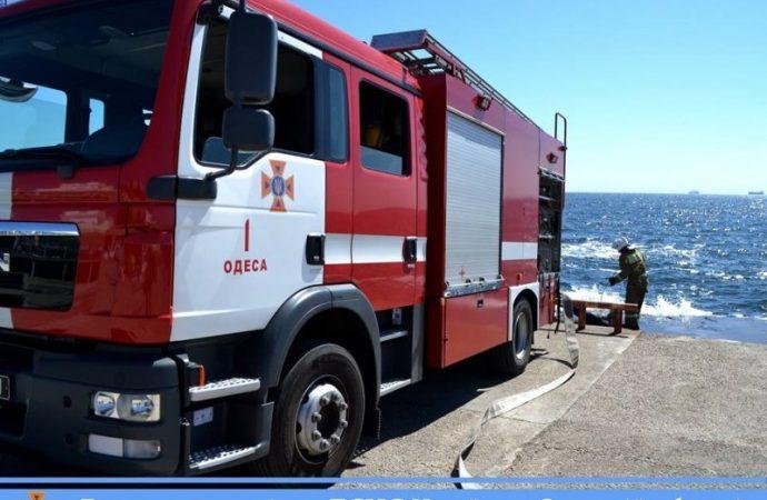 В Одесской области не хватает полсотни пожарных подразделений для обеспечения пожарной безопасности
