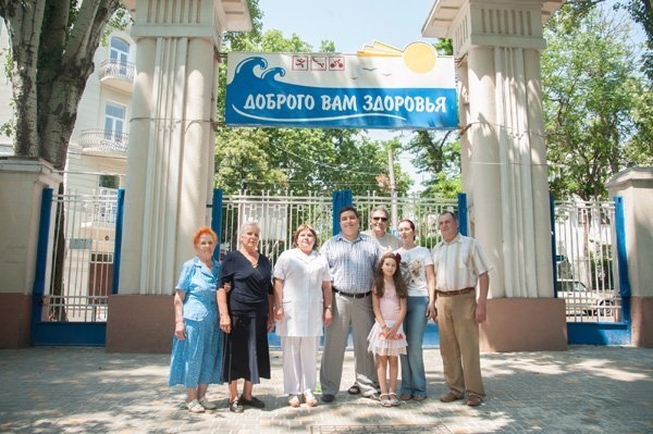 Депутаты облсовета инициируют передачу санатория «Лермонтовский» в собственность общины Одесской области