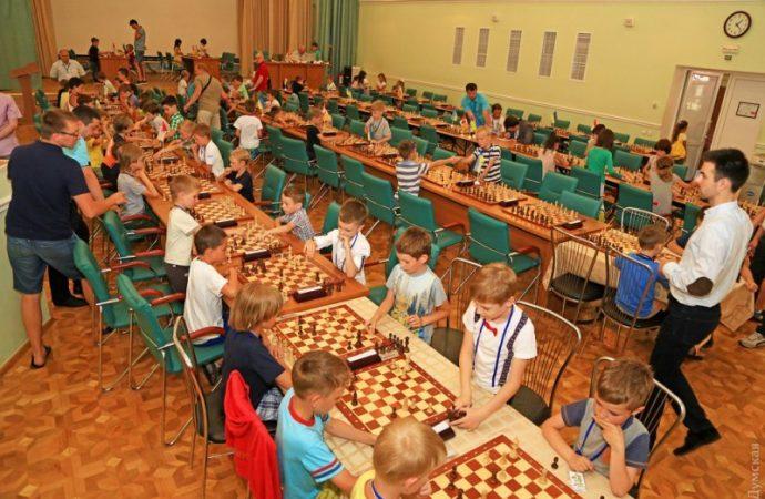 Юные одесситы стали призерами чемпионата Украины по шахматам