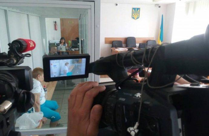 Смертельное ДТП на Тираспольском шоссе: обвиняемую оставили в СИЗО (ФОТО)