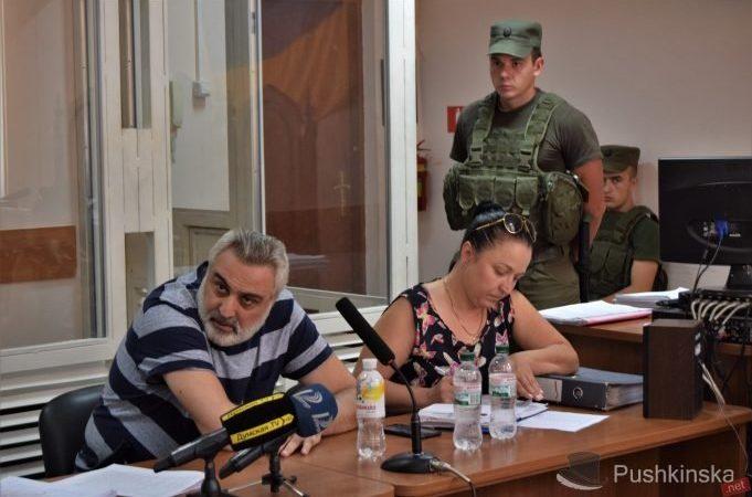 В Одессе судят бывшего директора лагеря «Виктория»: родители не смогли дать показания