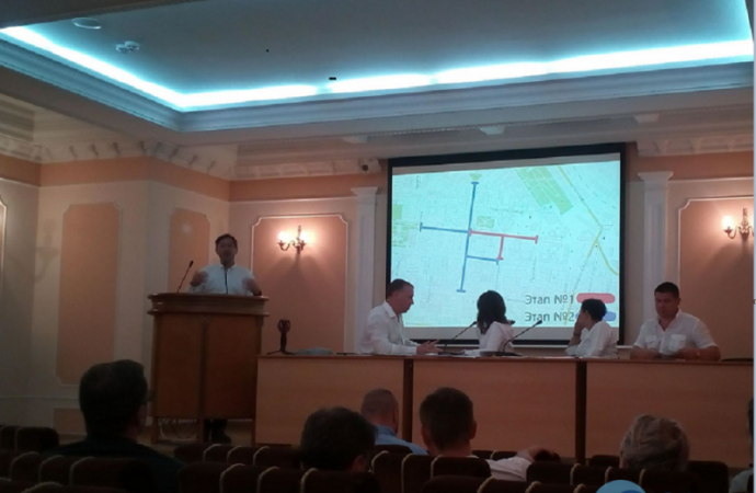 По выходным проезд для транспорта в центре Одессы будут закрывать