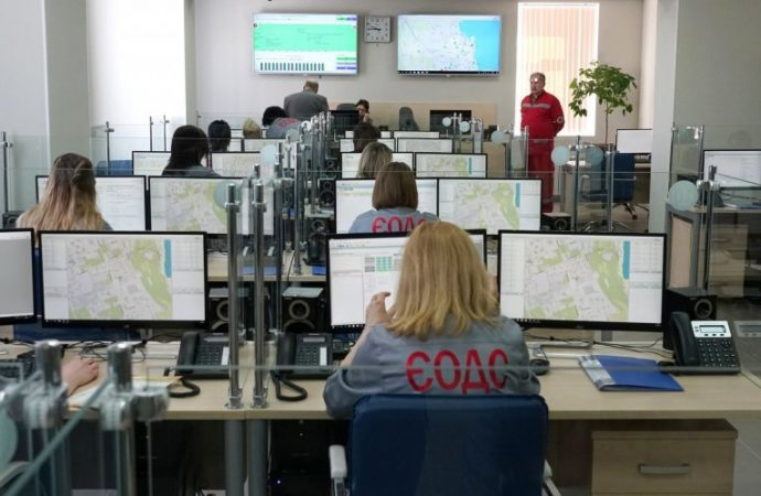 К системе Единой оперативной диспетчерской службы скорой помощи подключена вся Одесская область