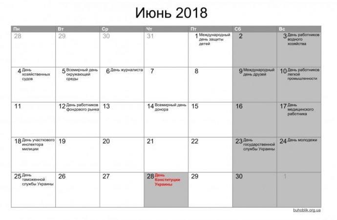 График работы поликлиник Одессы в выходные ко Дню конституции