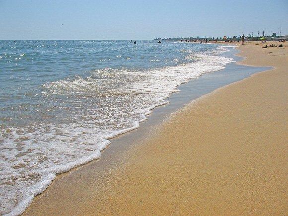 Приморское: снова труп в море