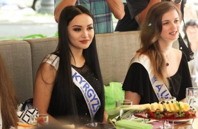 В Одессе выбрали королеву красоты