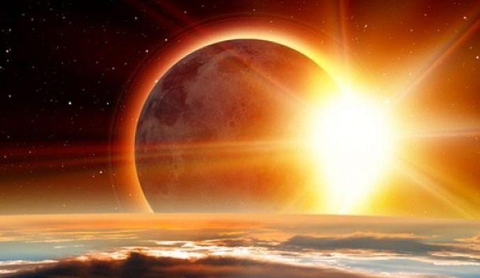 Как повлияют «скрывшиеся» луна и солнце на наше здоровье, семью и работу?