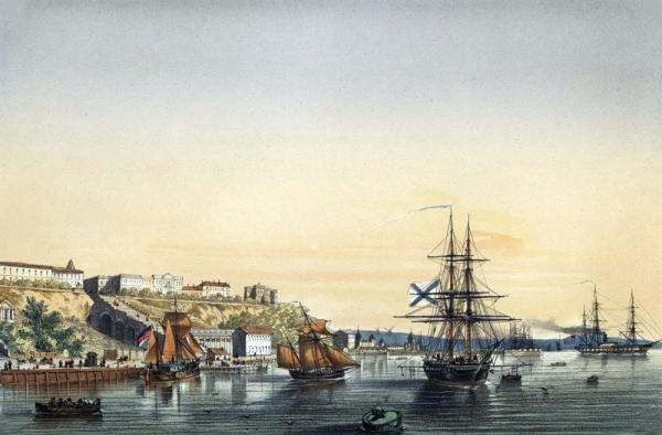 Какой увидели Одессу иностранцы-путешественники прошлых веков