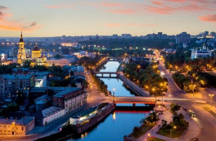 На примере других городов: Харьков – территория возрождения Украины