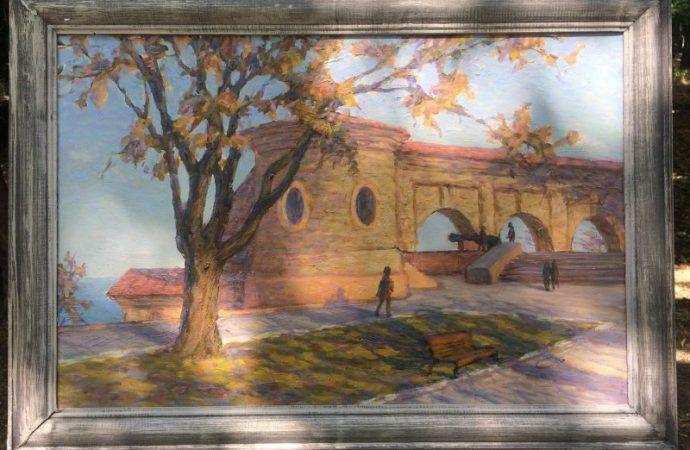 Выставка «Одесских склонов вдохновенье…» Сергея Баска